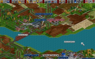 Transport Tycoon DeLuxe for Windows