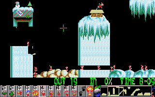 Xmas Lemmings '92